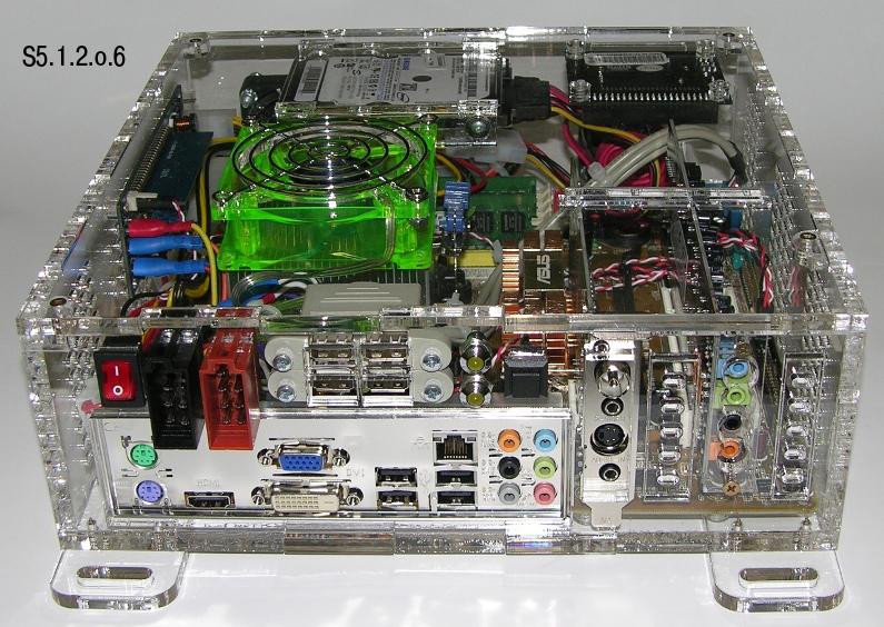 K-Line адаптер, собранный на