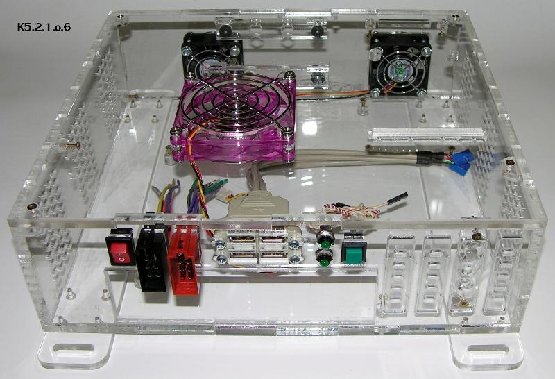 ...(низкий профиль, в том числе VGA); - используемые Блоки Питания: M1-ATX, M2-ATX, E-10000, Hoply, CAR-ATX p4 SL...